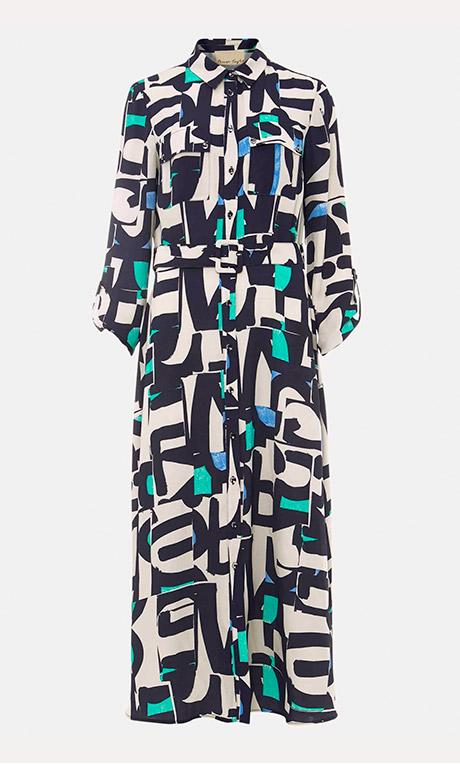 Sabine Swing Dress