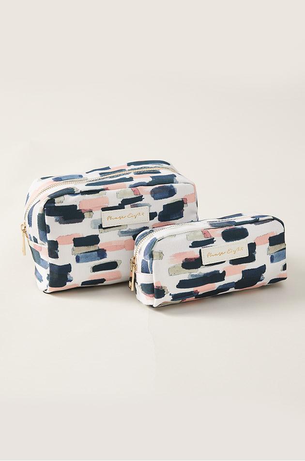 Jini Printed Wash Bag