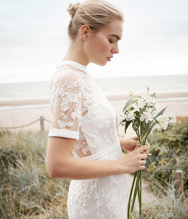 Poppy Wedding Dress £450