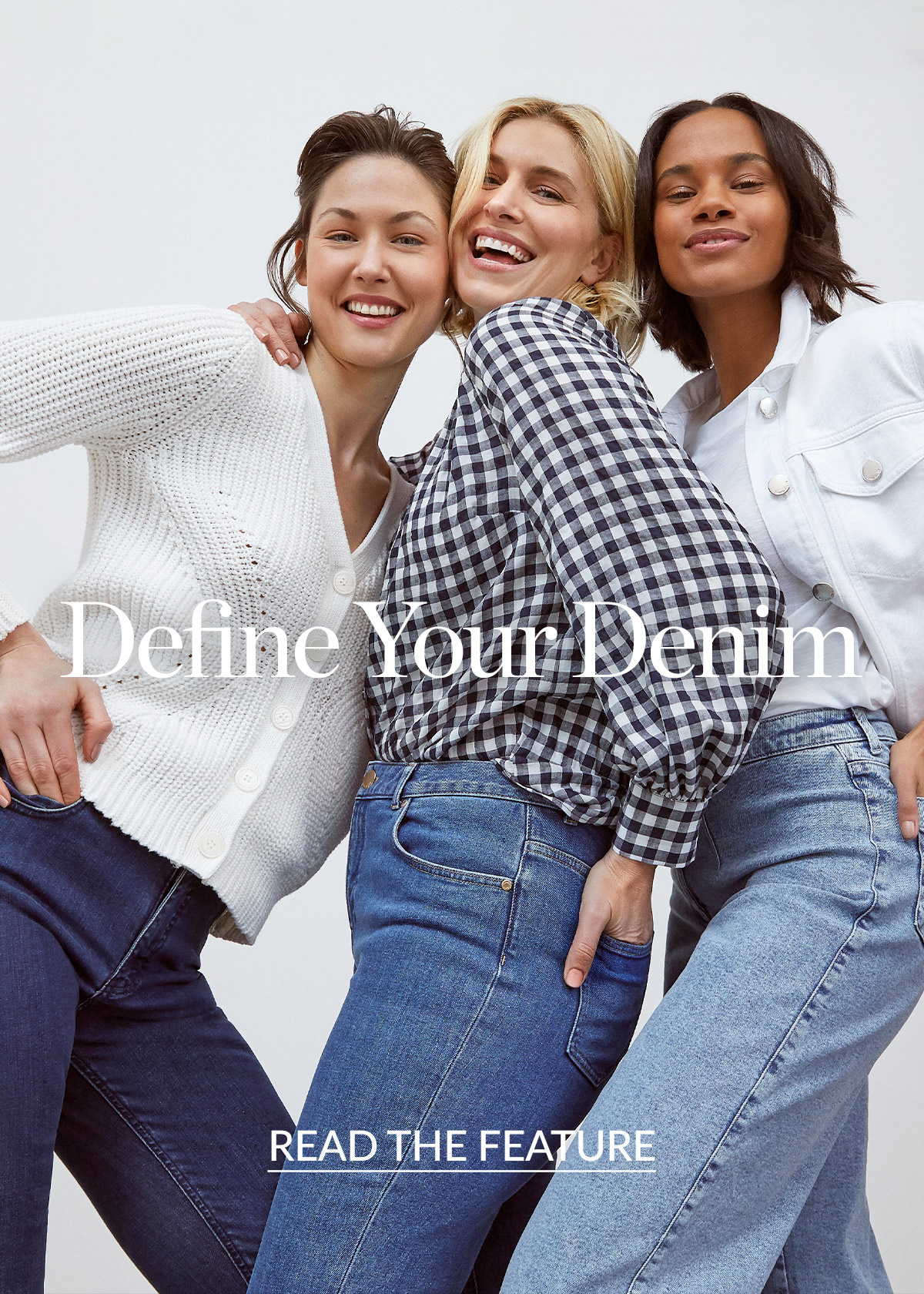 Define your denim
