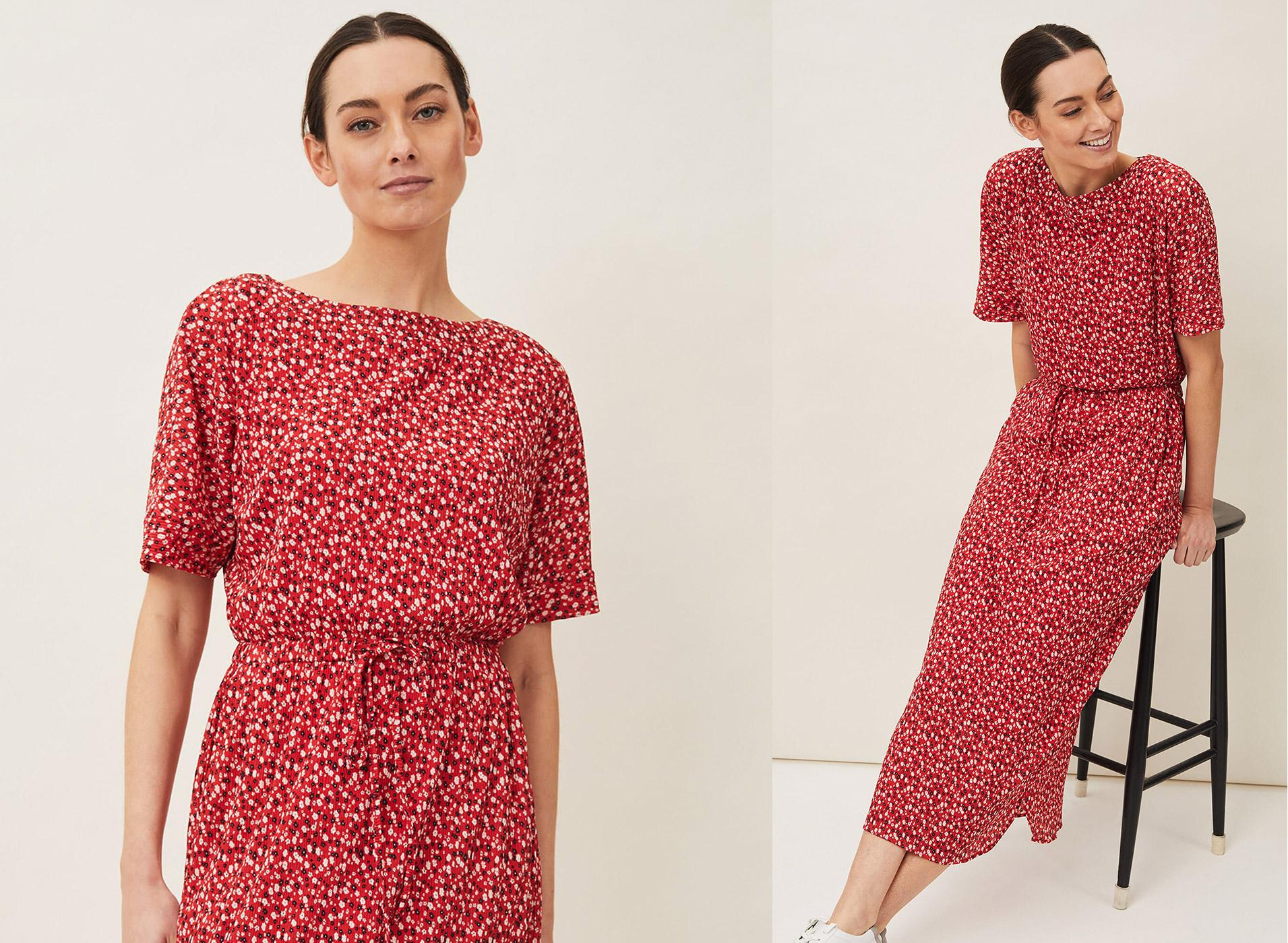 The Midi Dress