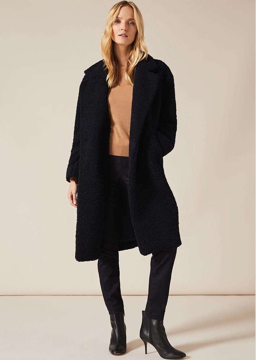 Tabitha Teddy Coat