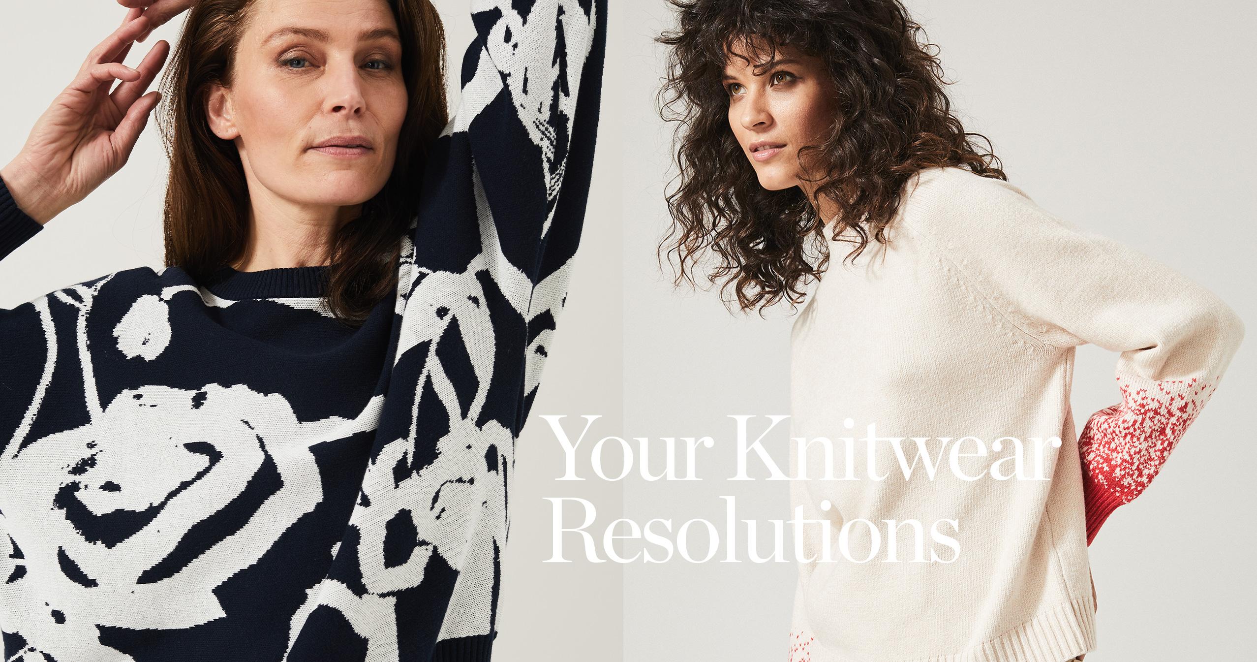 A Knew Take on Knitwear