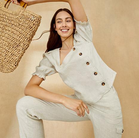 Ways To Wear: Luxe Linen