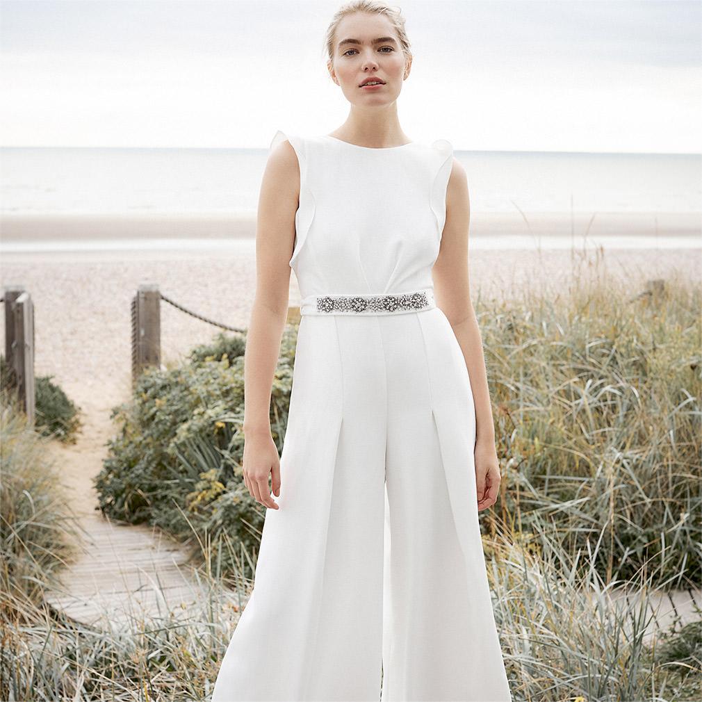 Victoriana Bridal Jumpsuit £199
