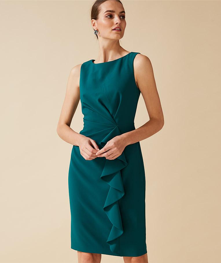 Gia Frill Dress