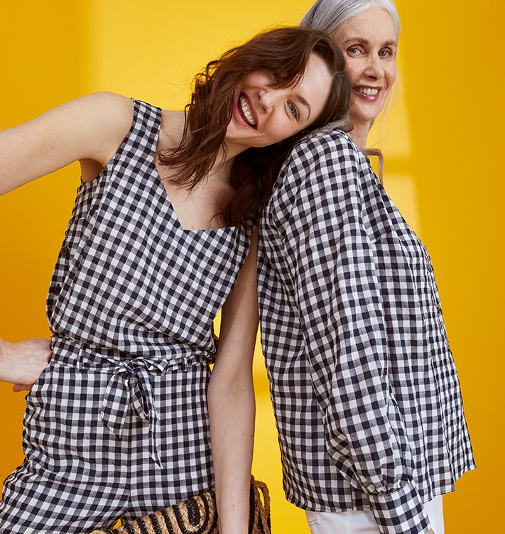 Ways to Wear: Gingham
