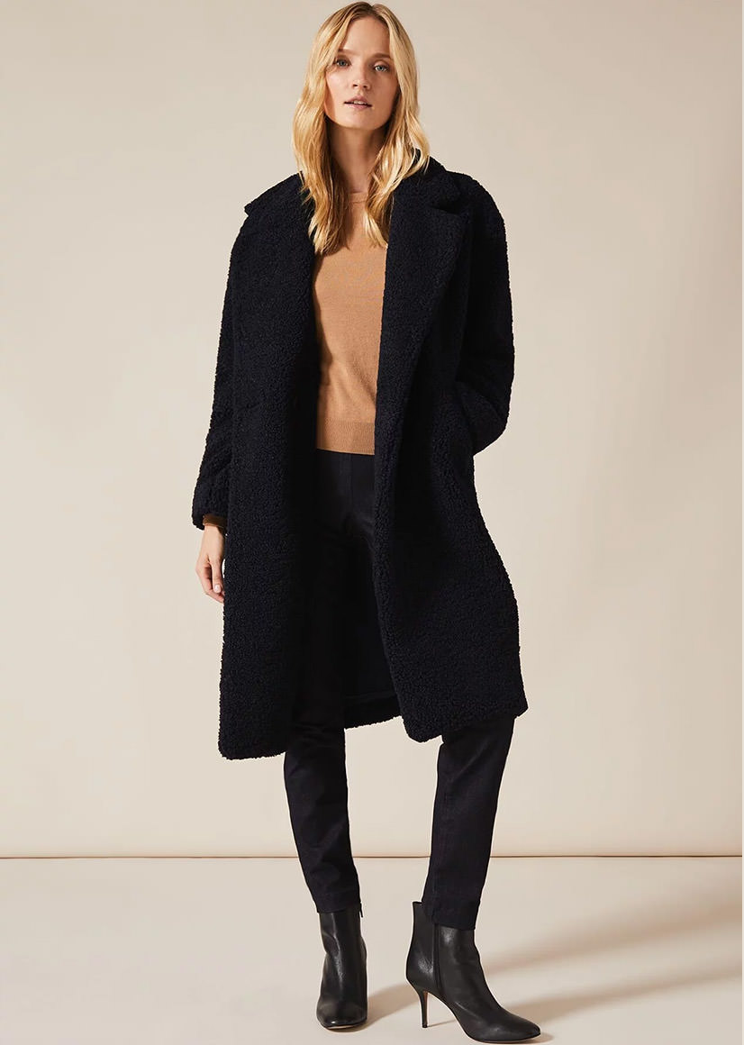 Tabitha Teddy Coat