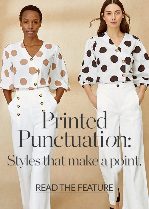 Printed Punctuation