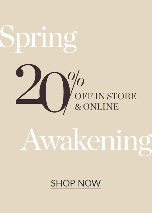 20% off New Season
