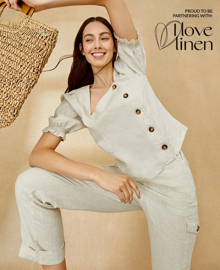 Luxe Linen
