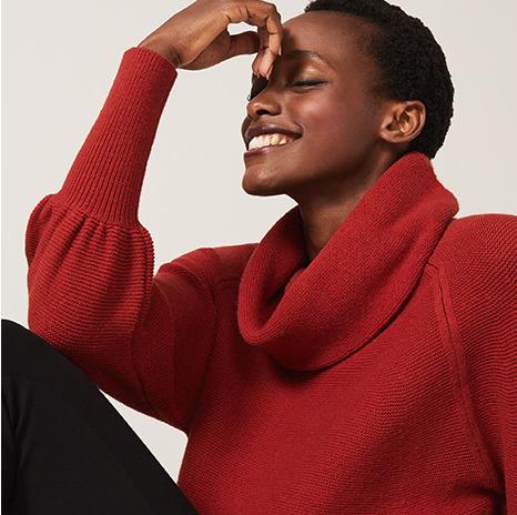 A New Take on Knitwear