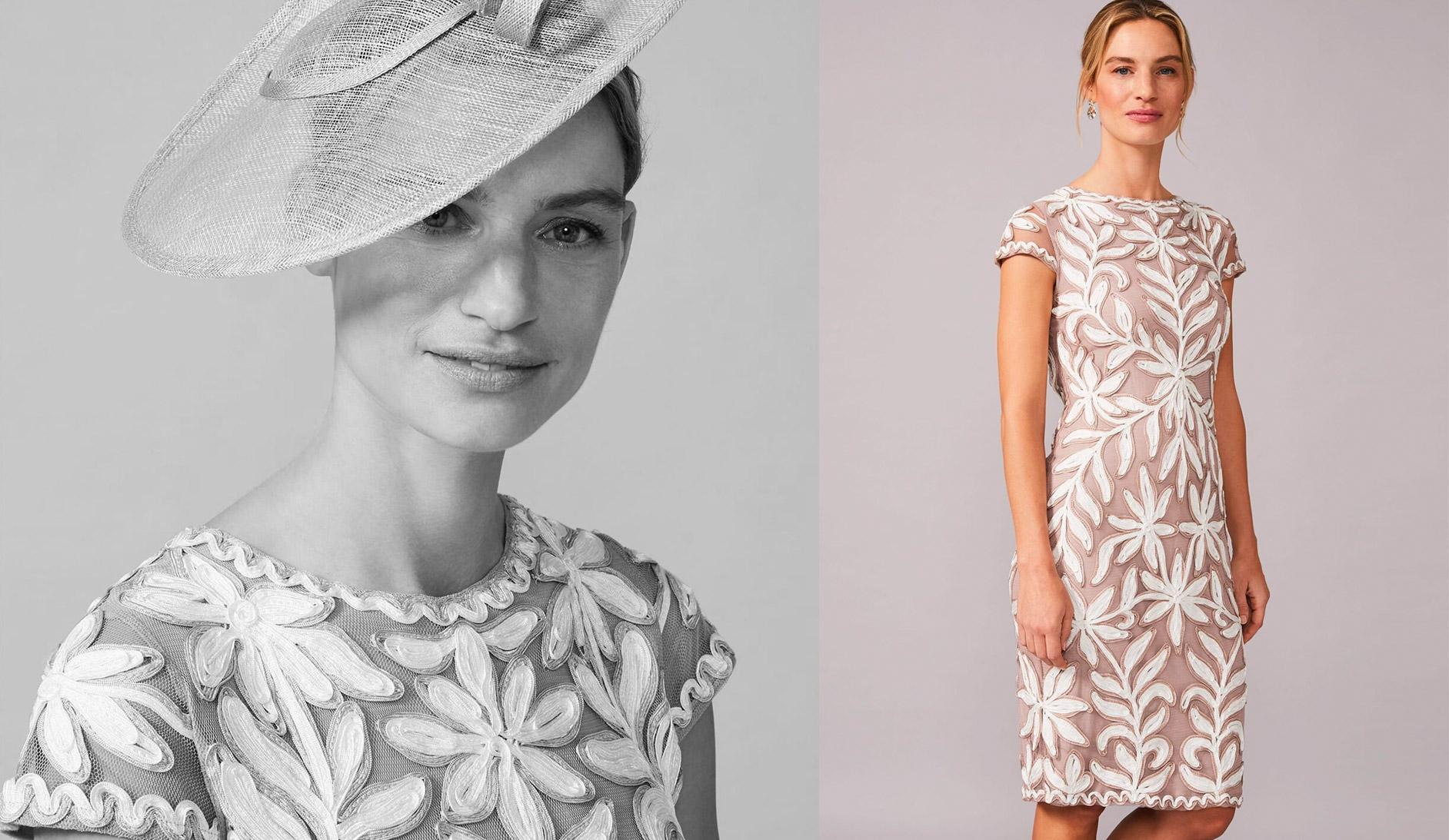 Tapework Lace Dresses