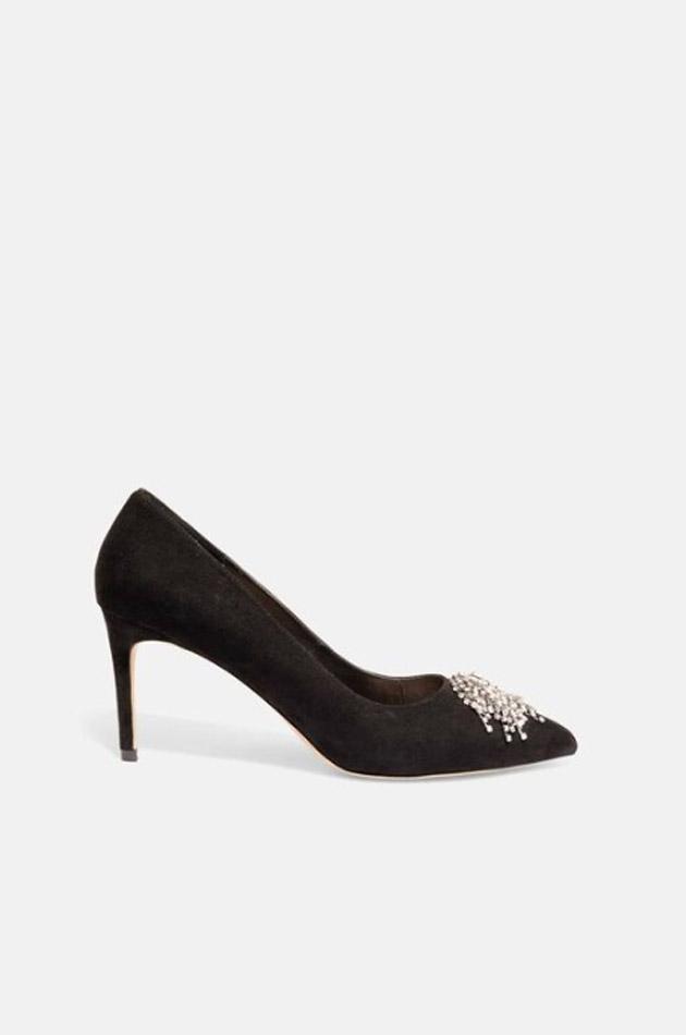 Shae Sparkle Front Court Shoe