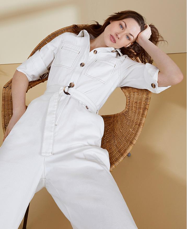 Ways to Wear: Feminine Utility