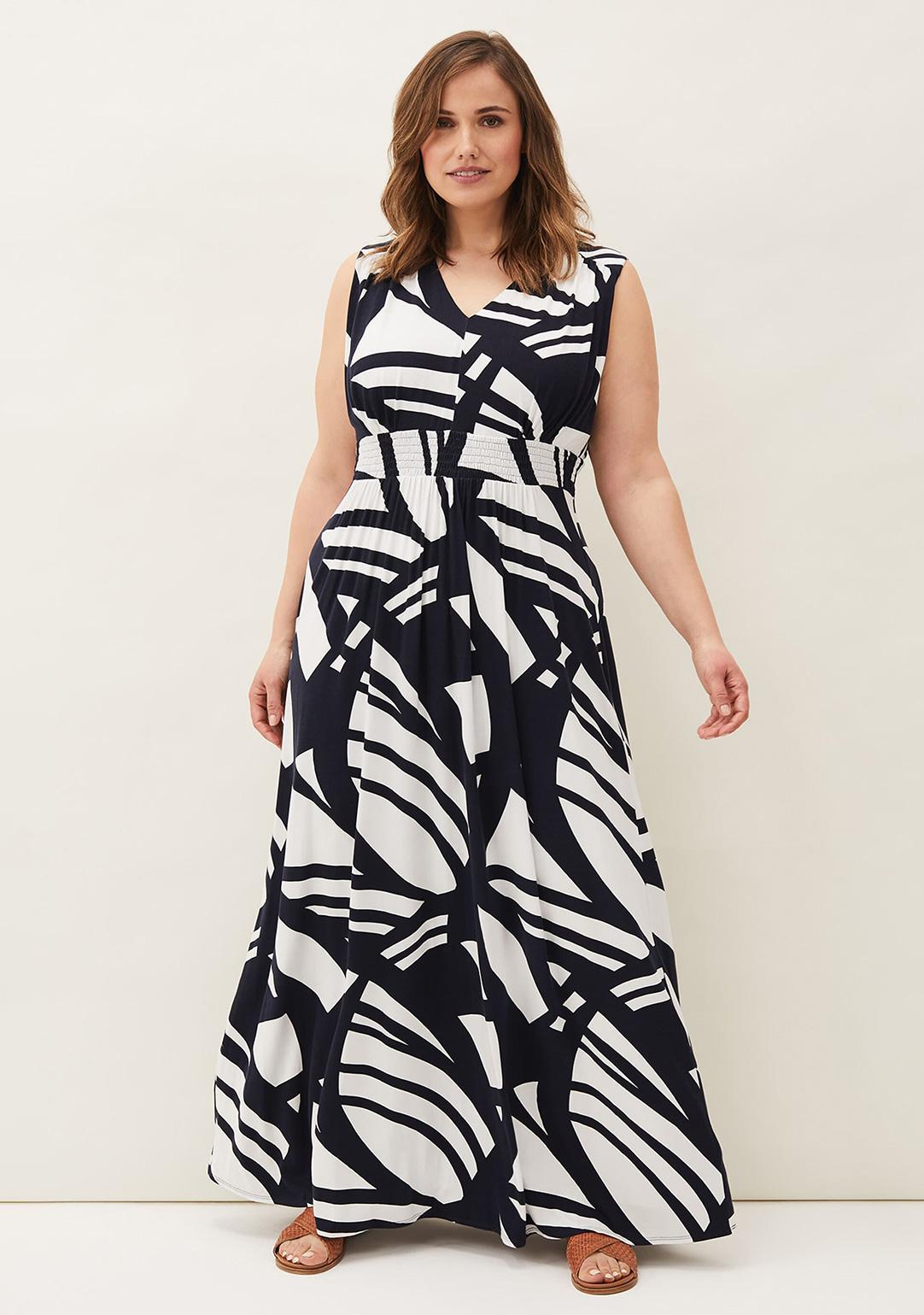 The Ostia Maxi Dress