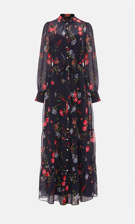 Noeva Floral Maxi Dress