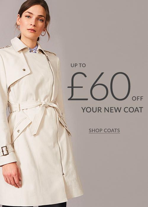 £60 off coats