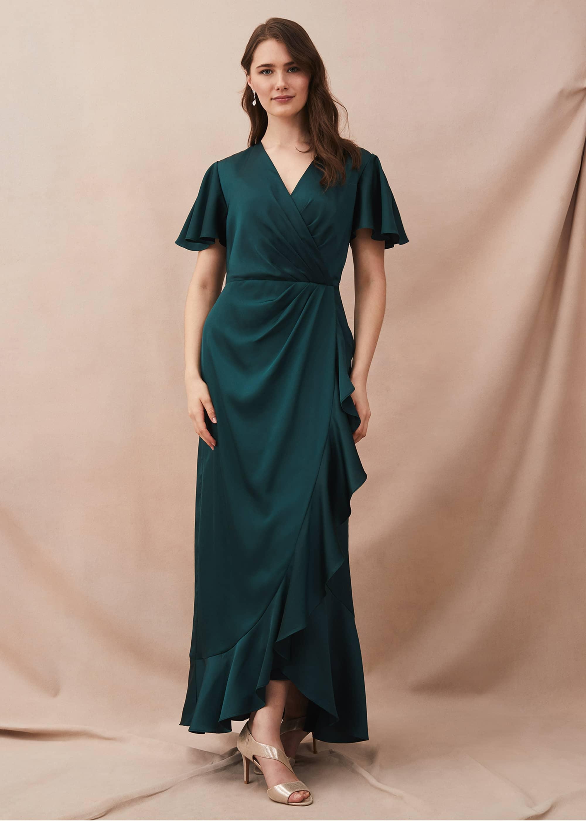 Phase Eight Women Philippa Frill Maxi Dress