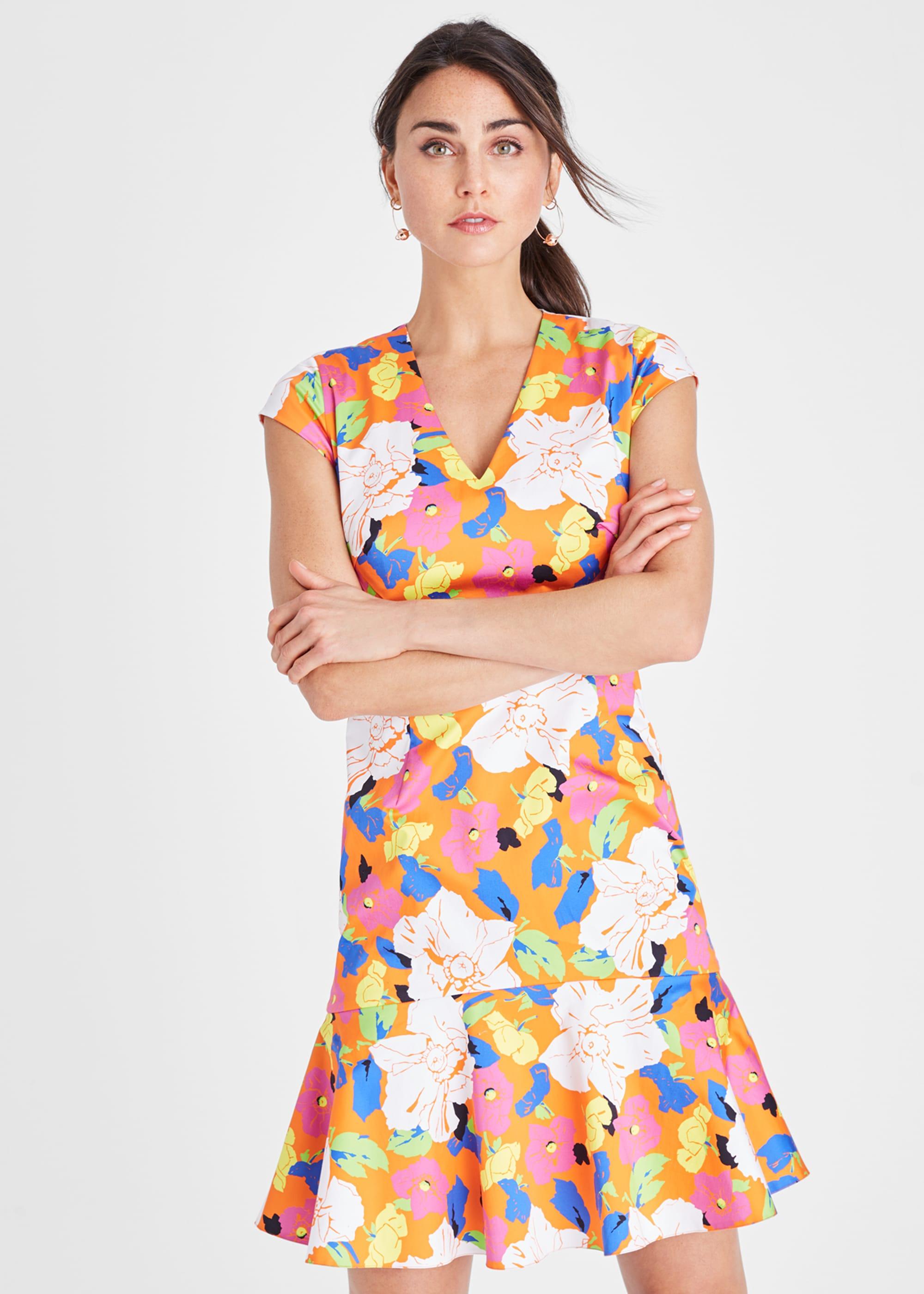 Damsel in a Dress Women Sietta Floral Dress