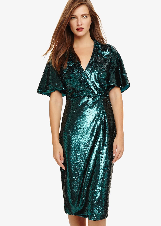 Phase Eight Women Kyra Sequin Dress