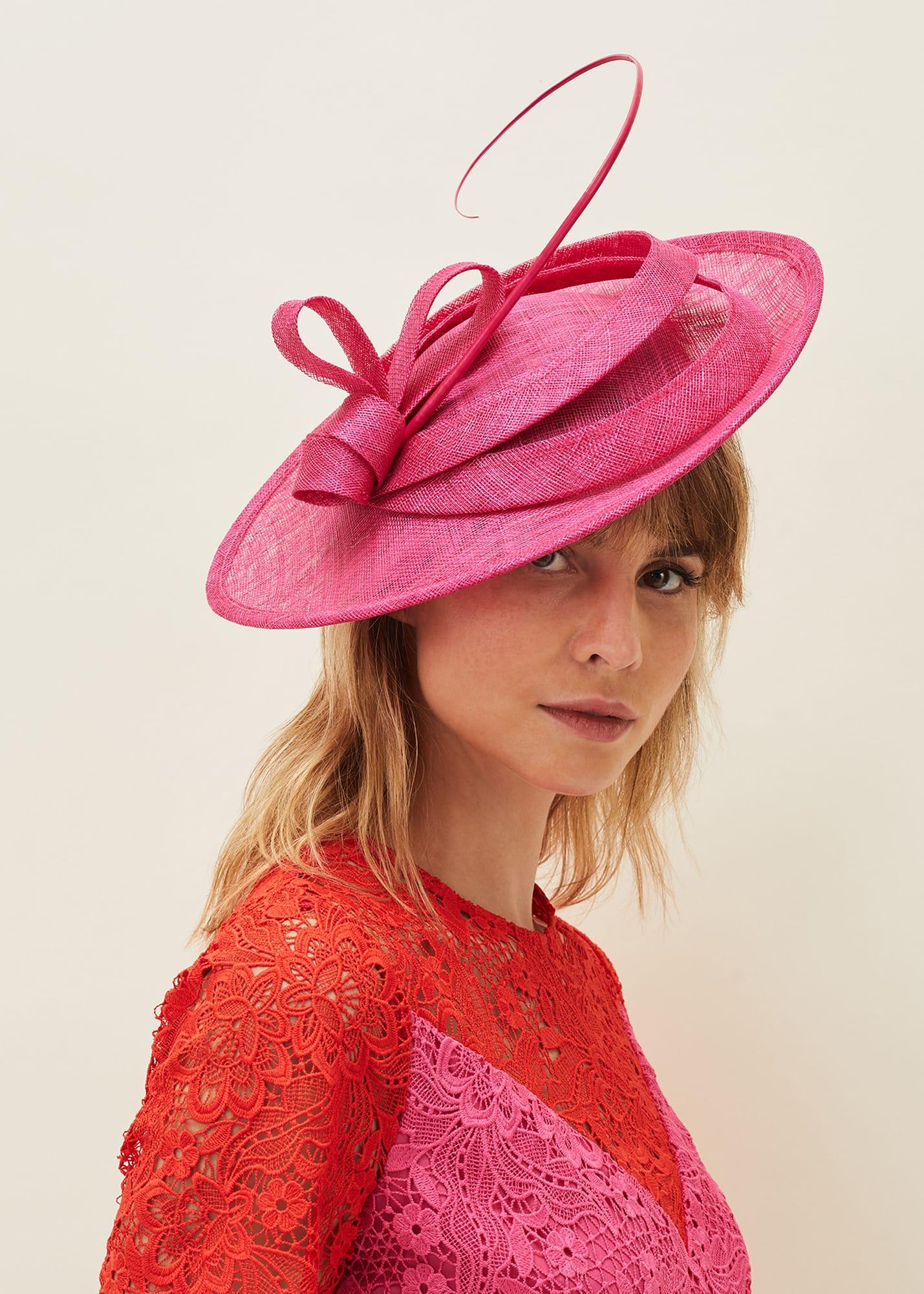 Damsel in a Dress Women Twist Oval Disc Fascinator