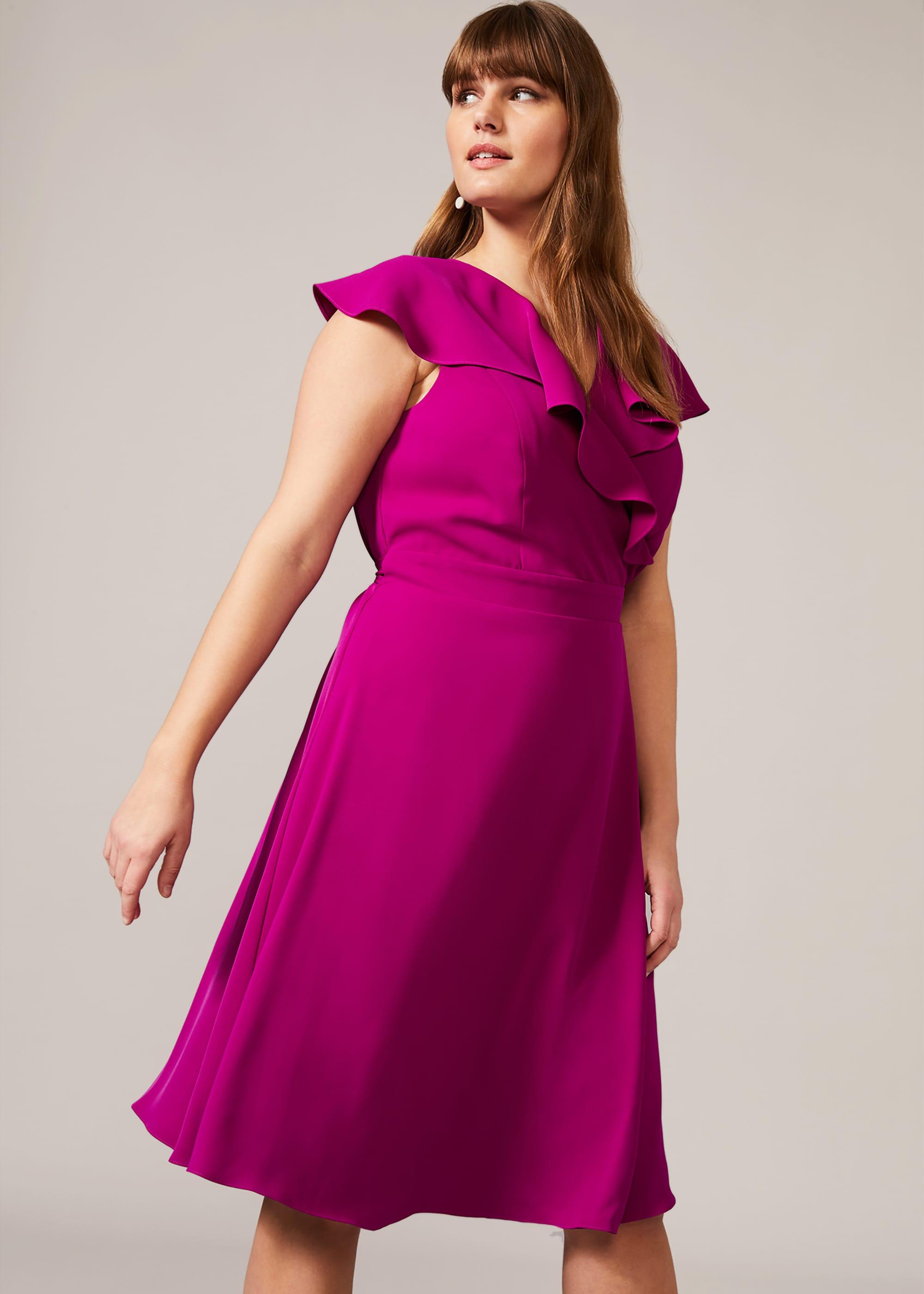 Studio 8 Women Rachel Wrap Dress