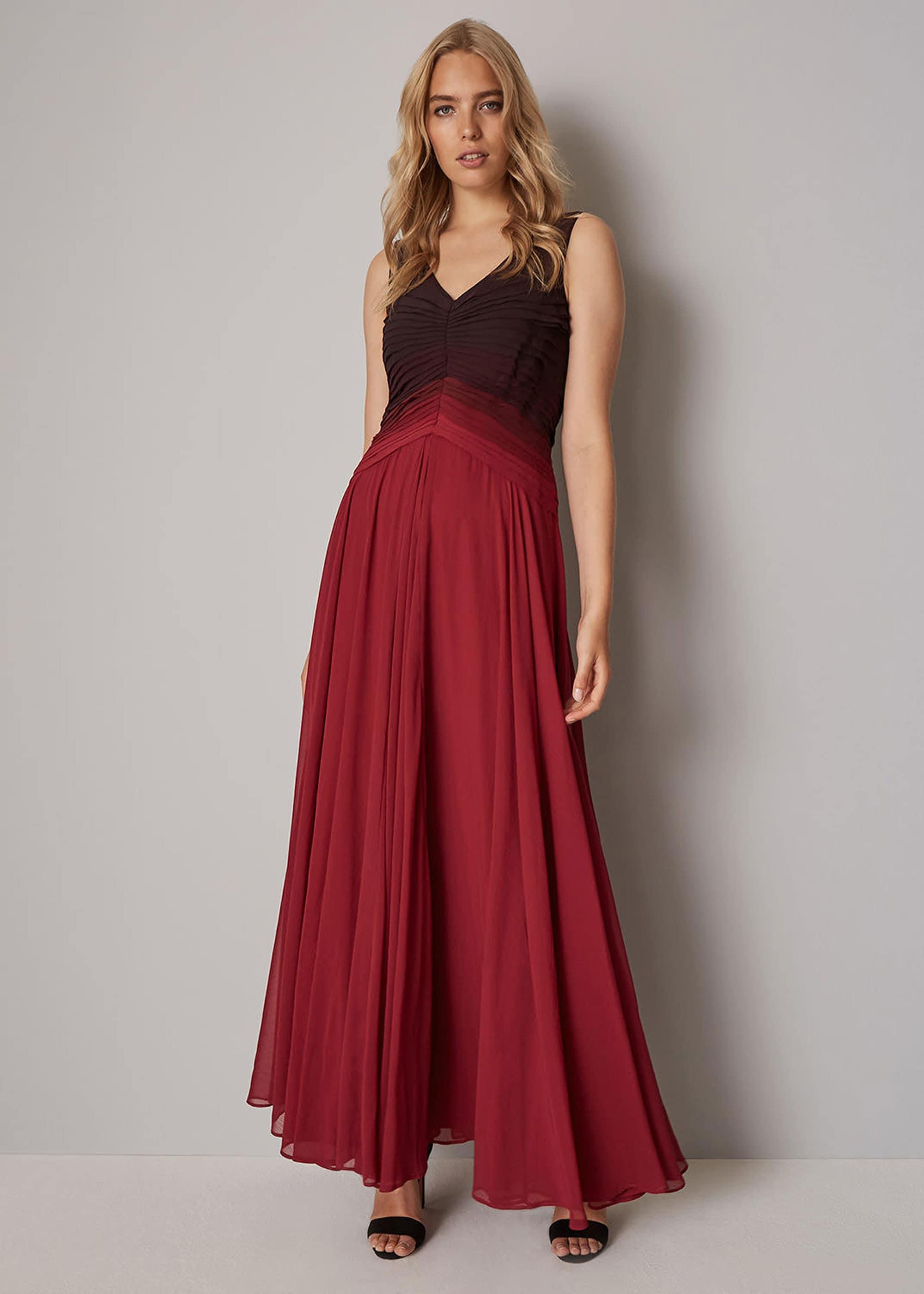 Phase Eight Women Elfie Ombre Maxi Dress
