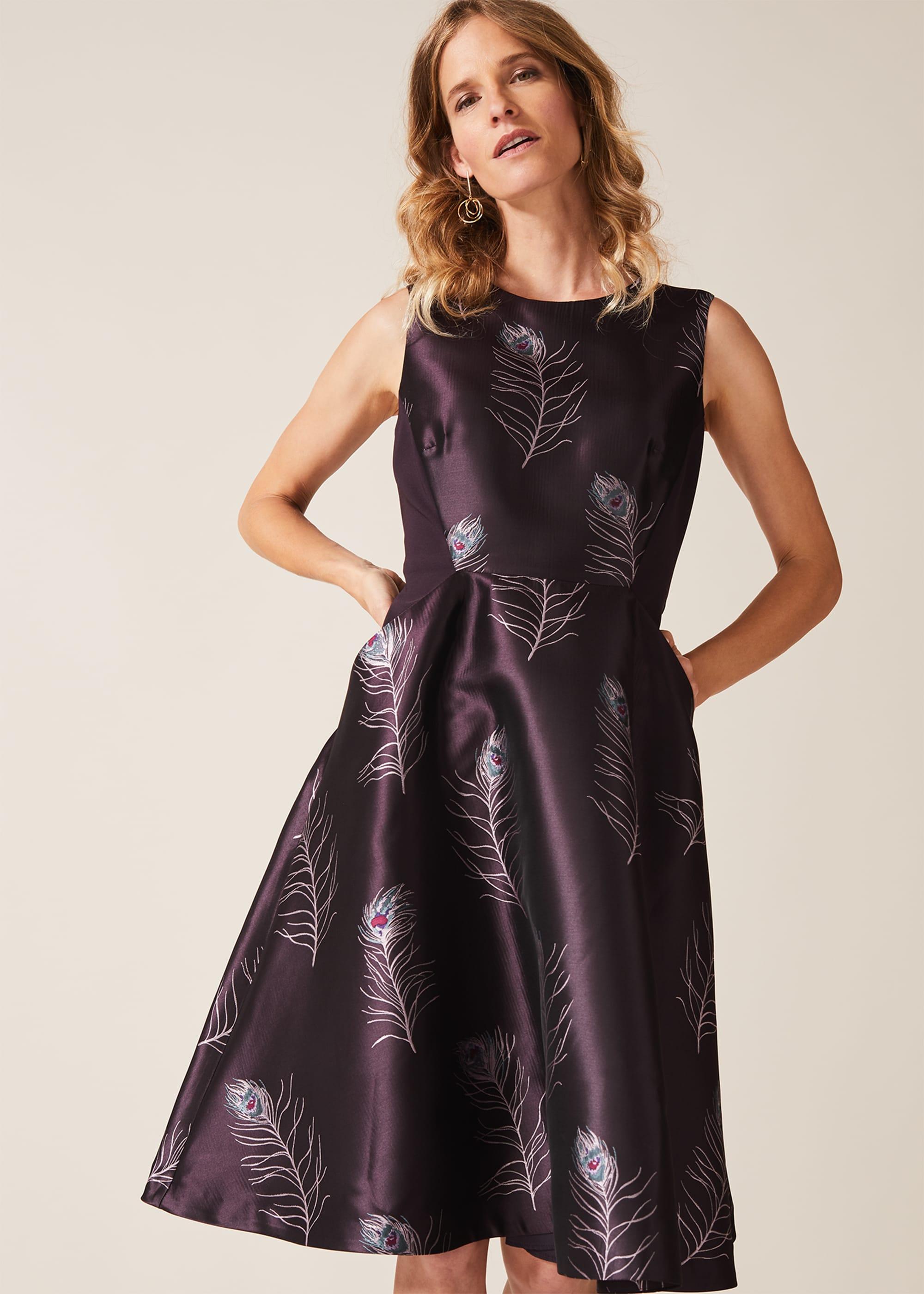 Phase Eight Women Rosanna Jacquard Dress