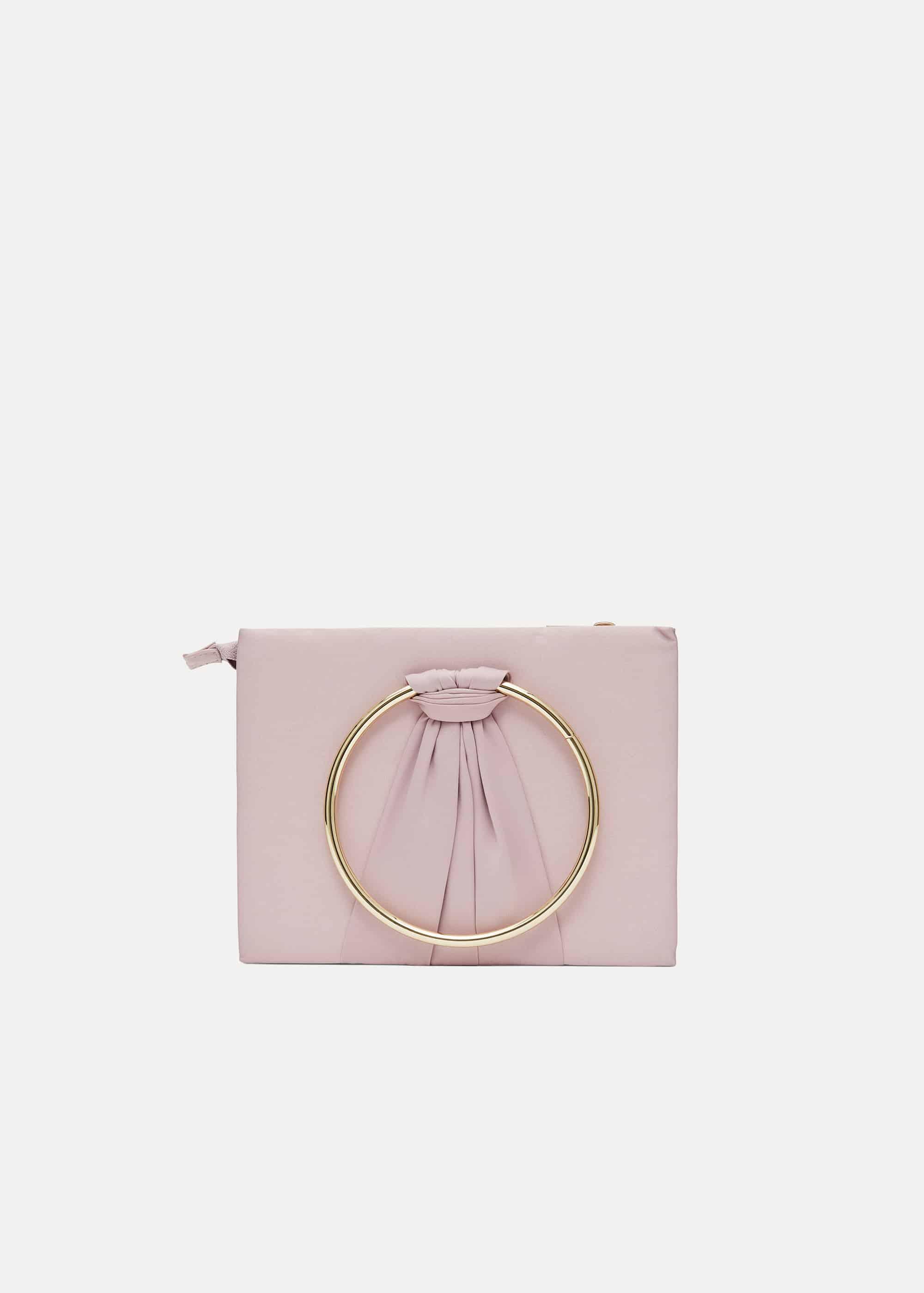 Phase Eight Women Rhia Ring Handle Clutch Bag