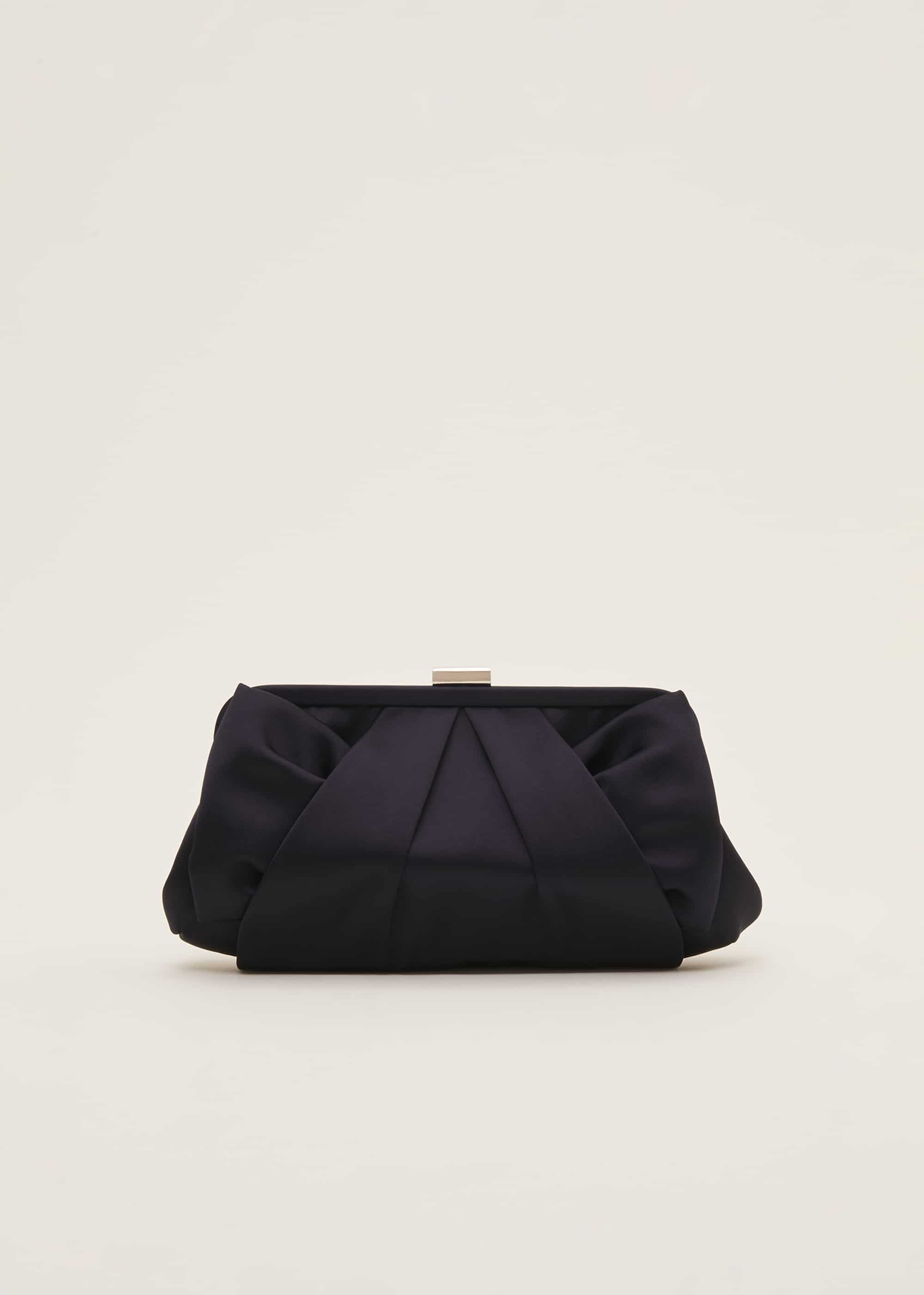 Phase Eight Women Alice Satin Clutch Bag