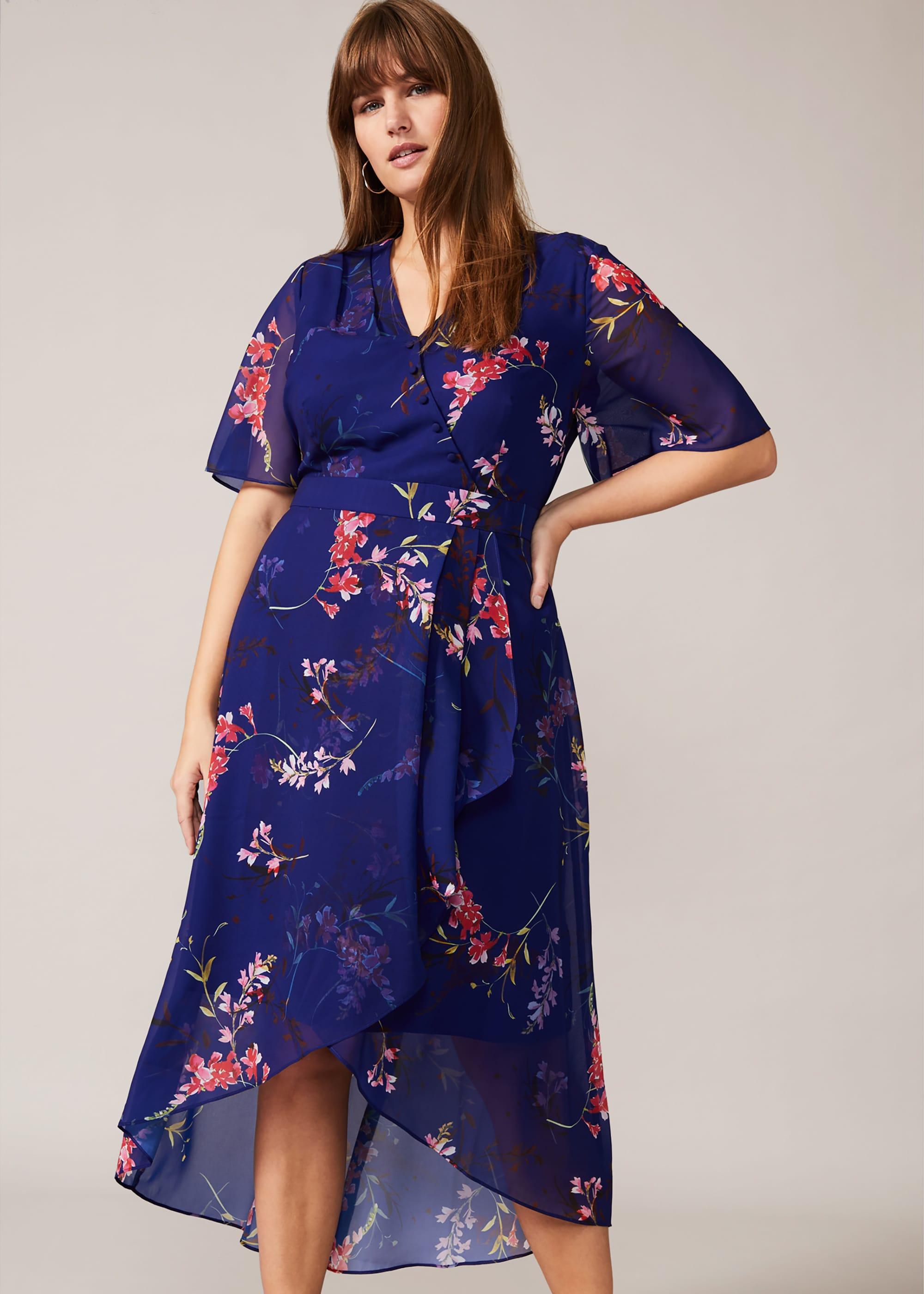 Studio 8 Women Evie Floral Tea Dress
