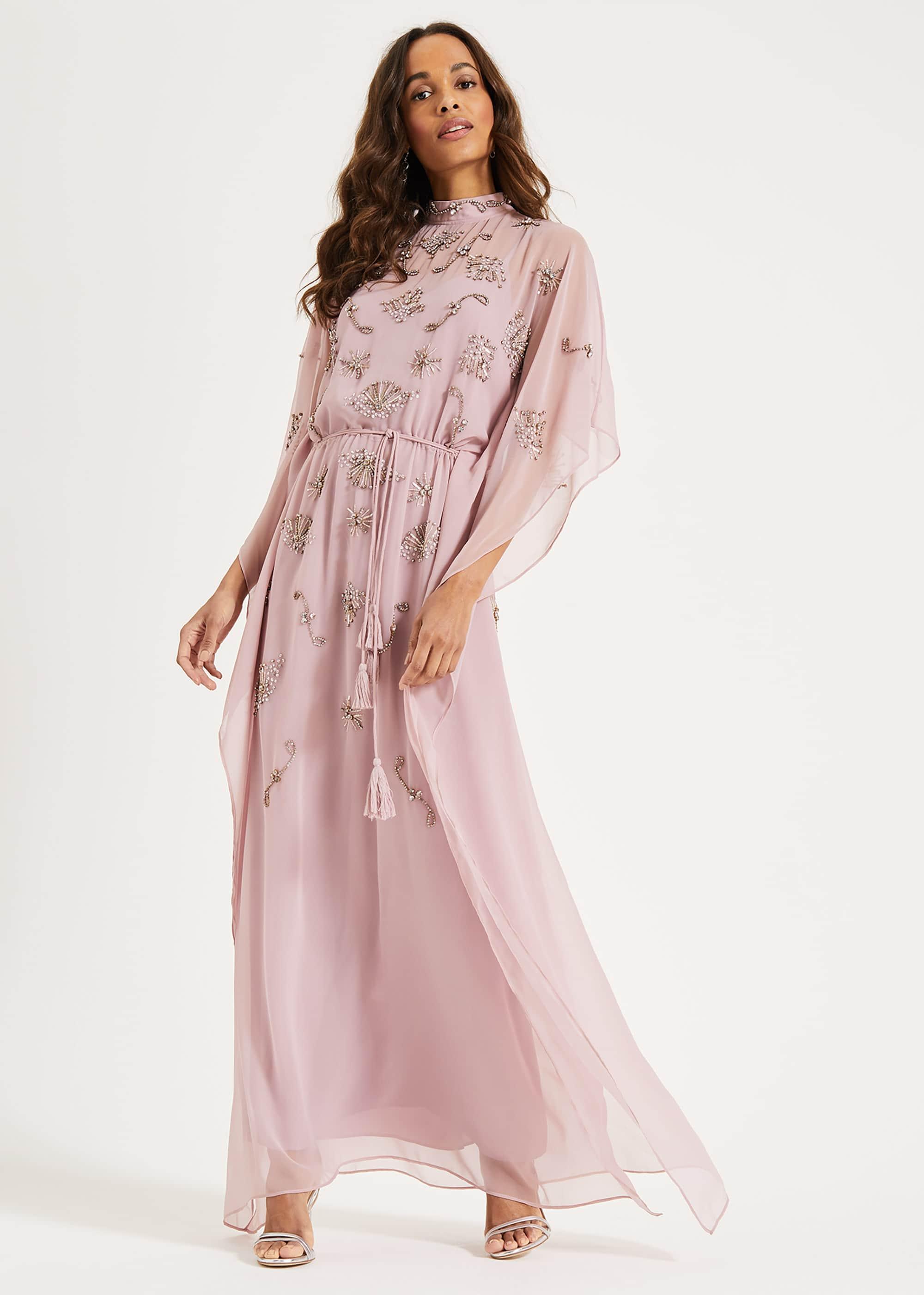 Phase Eight Women Sairah Kimono Maxi Dress