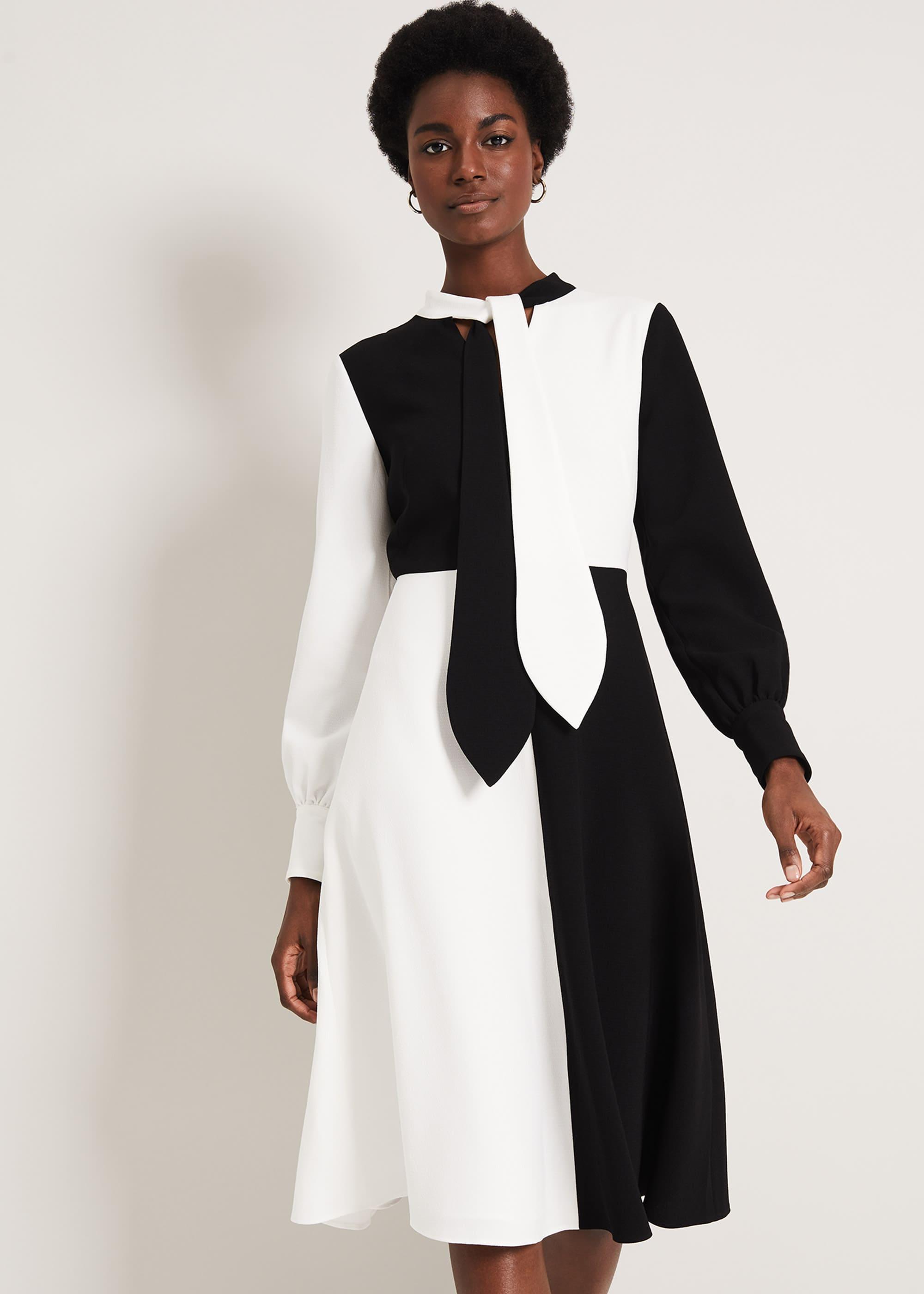Damsel in a Dress Women Seraphina Colourblock Dress