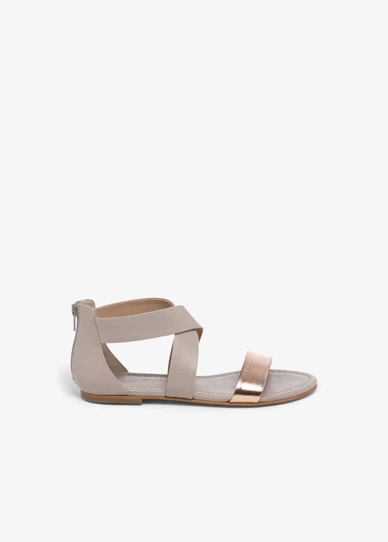 Phase Eight Women Kourtney Leather Flat Sandals