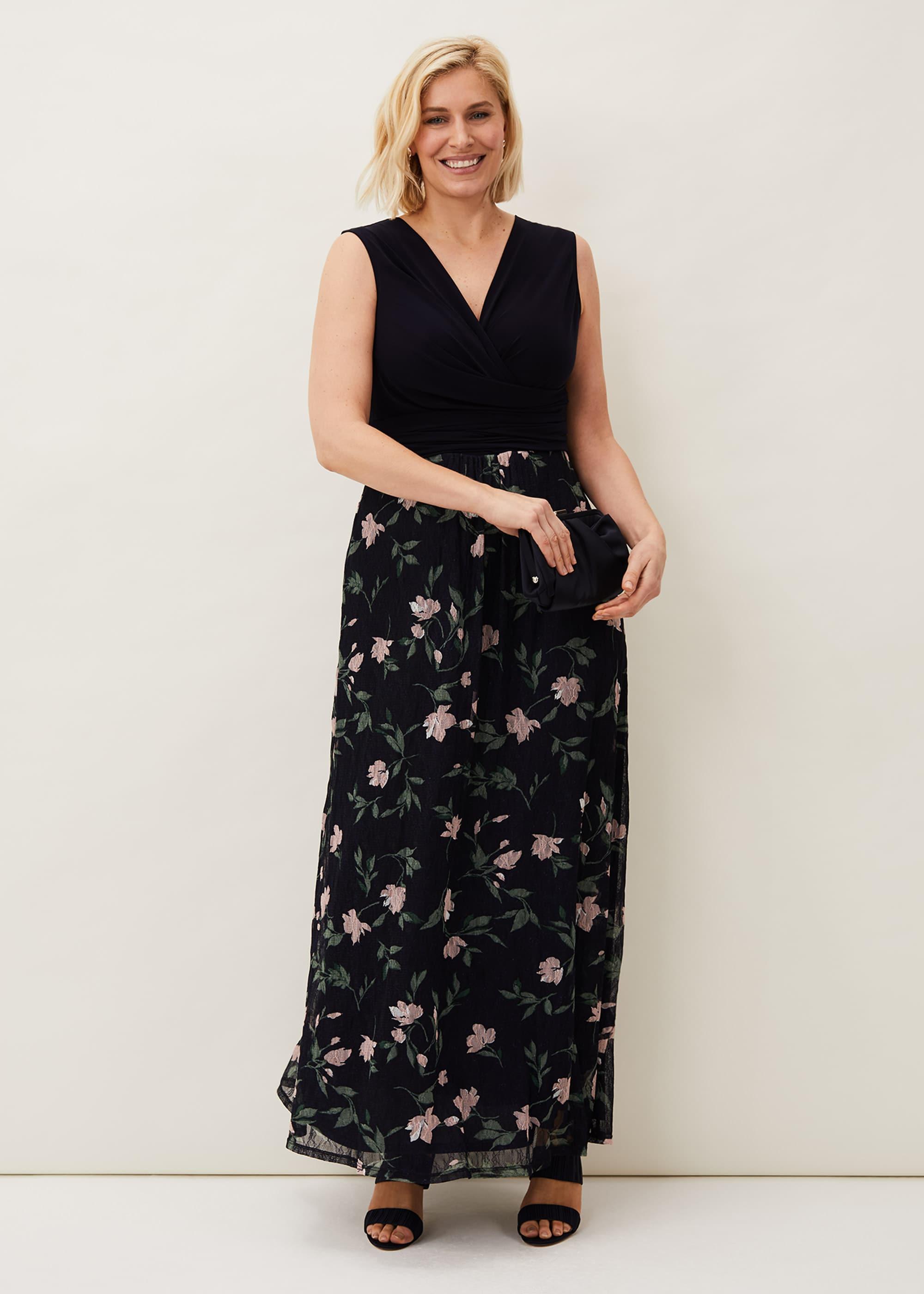 Phase Eight Women Leigh-Ann Floral Maxi Dress