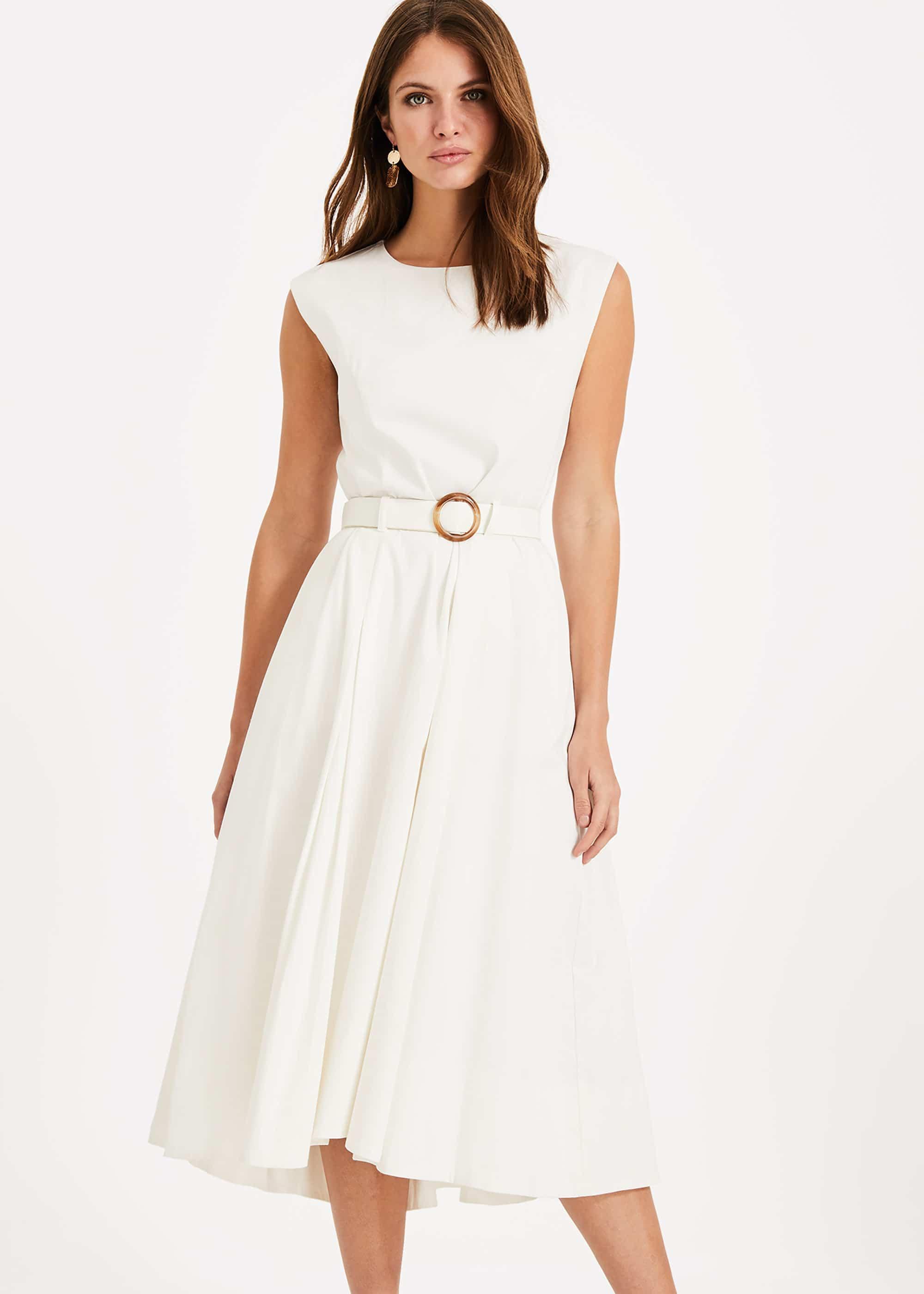 Phase Eight Women Mariella Belted Dress
