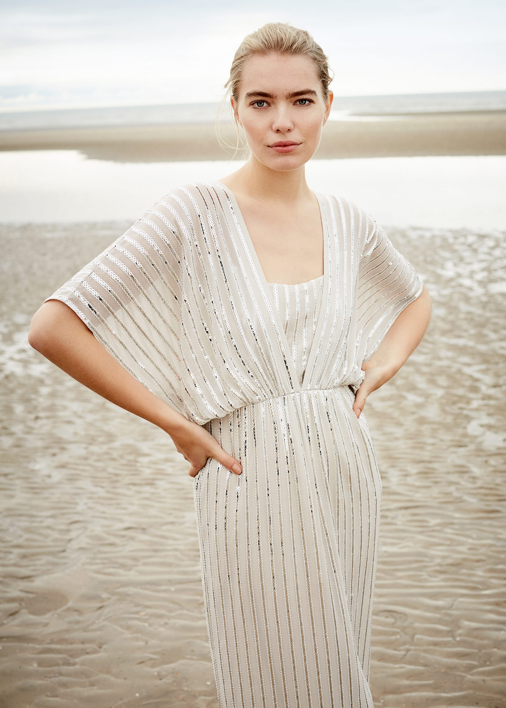 Phase Eight Women Mariana Sequin Maxi Dress