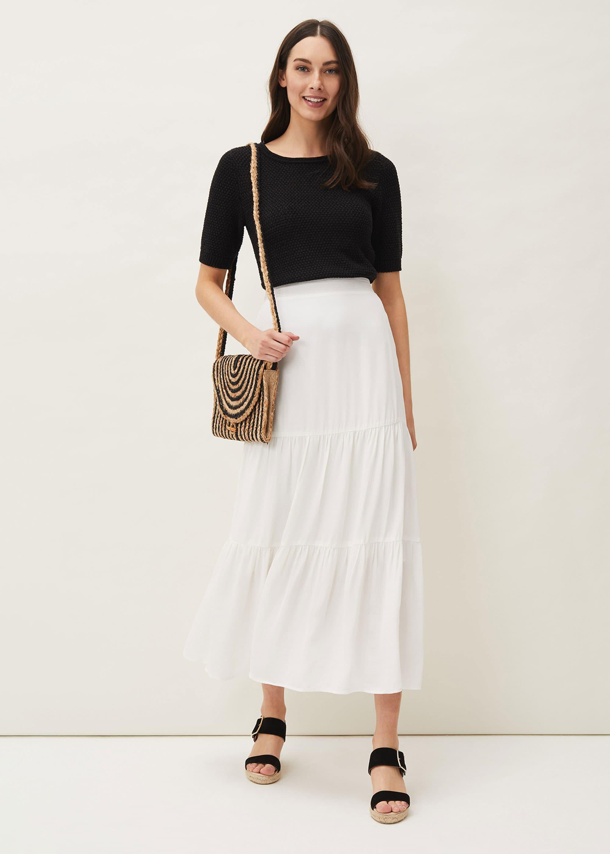 Phase Eight Women Aspenne Maxi Skirt