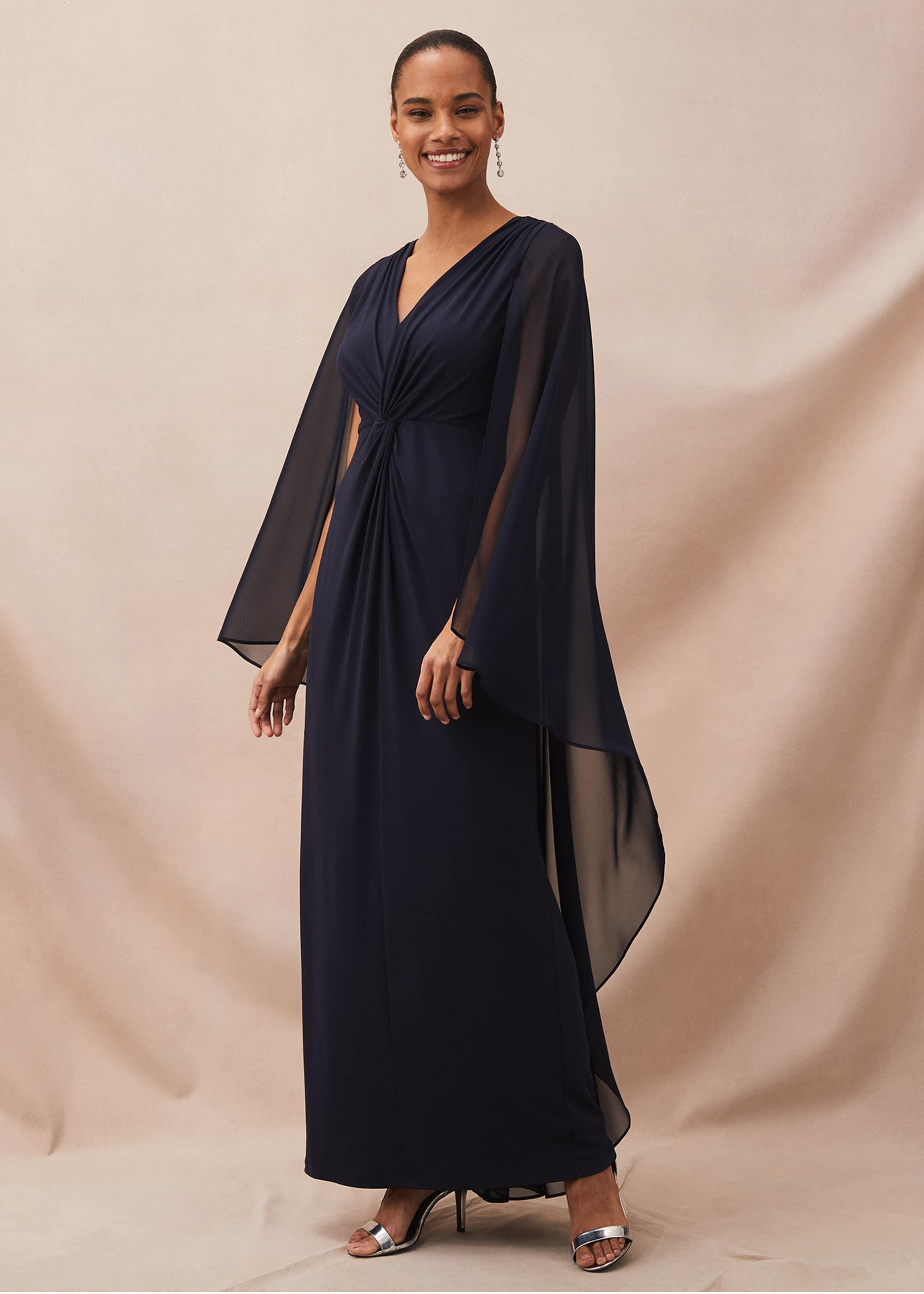 Phase Eight Women Edna Cape Maxi Dress
