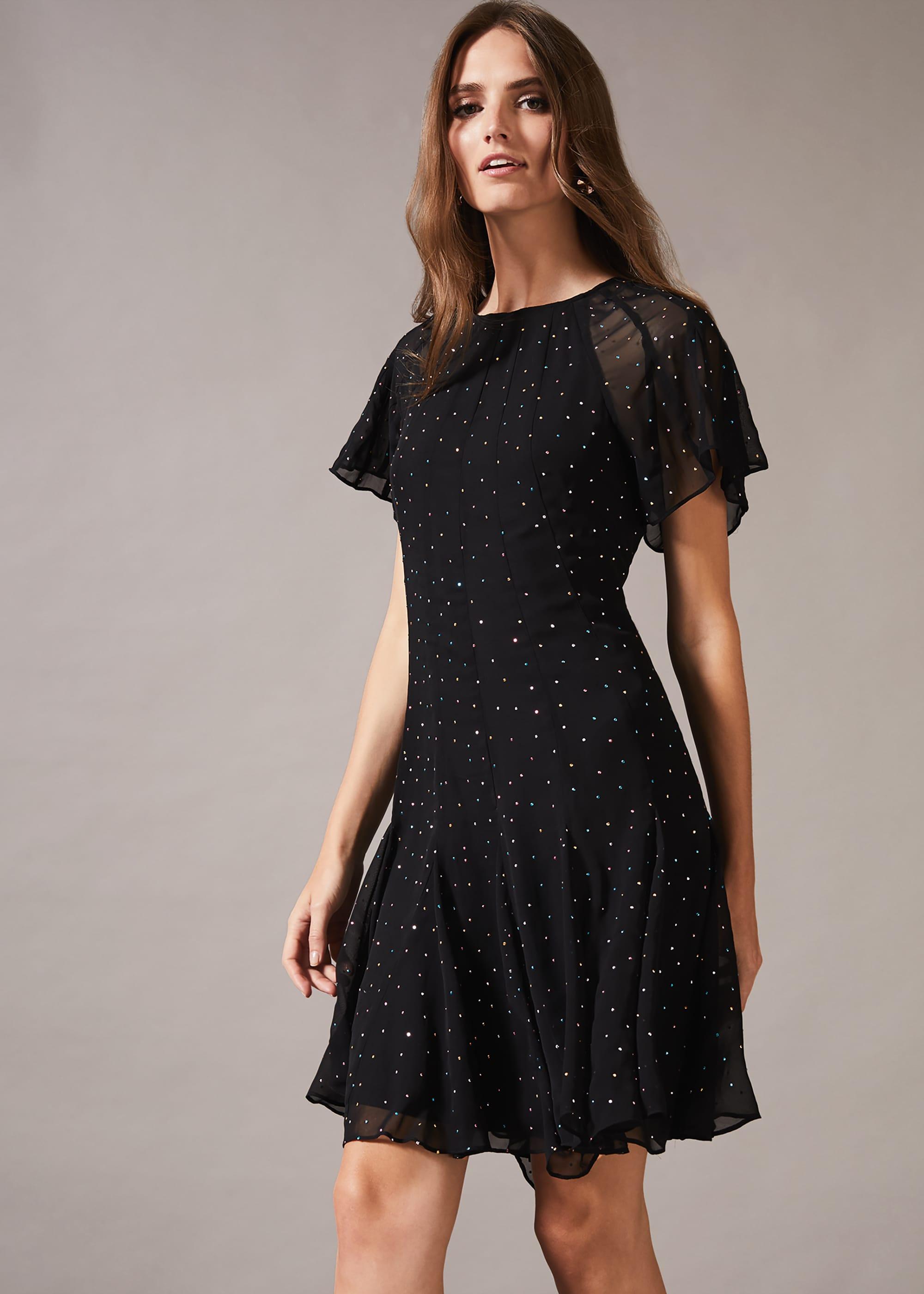 Phase Eight Women Nisha Sparkle Shift Dress