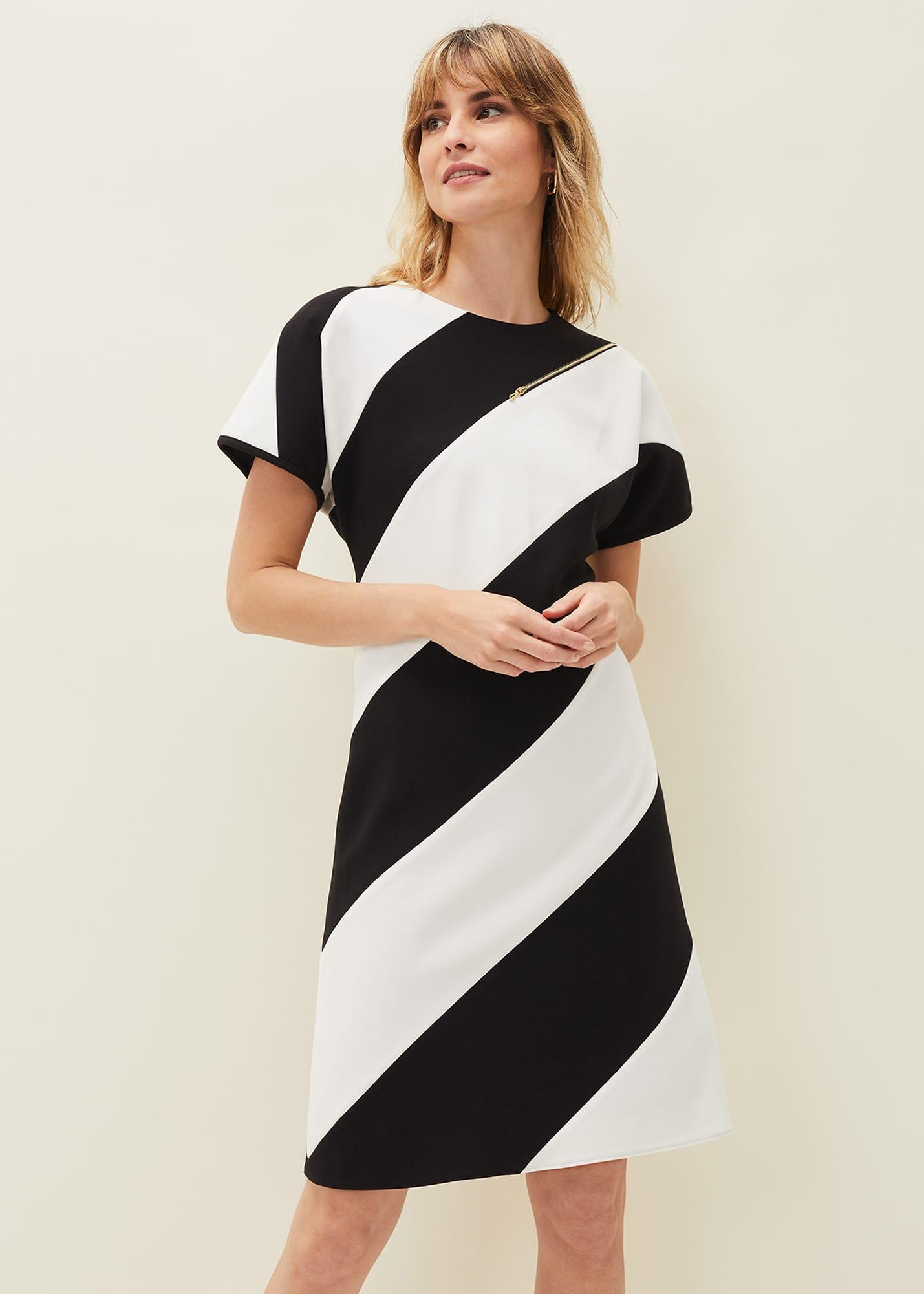 Damsel in a Dress Women Kris Stripe Dress