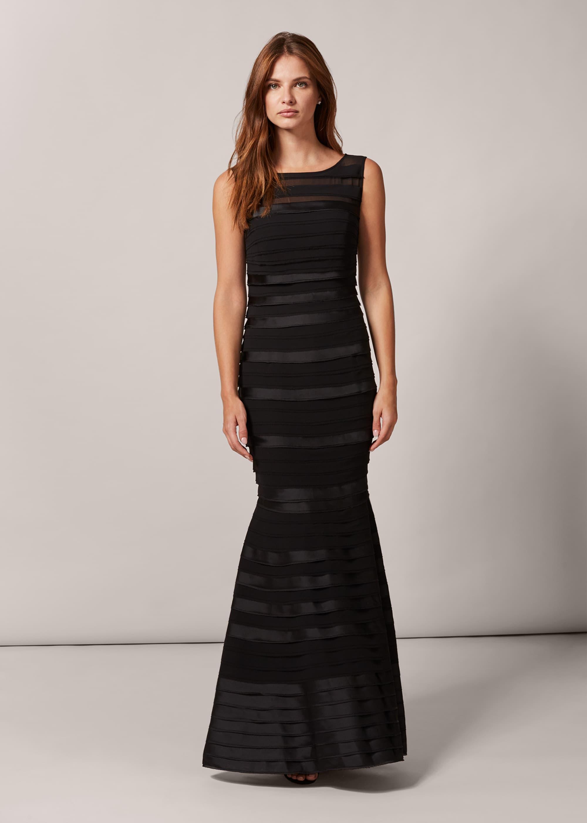 Phase Eight Women Shannon Layered Maxi Dress