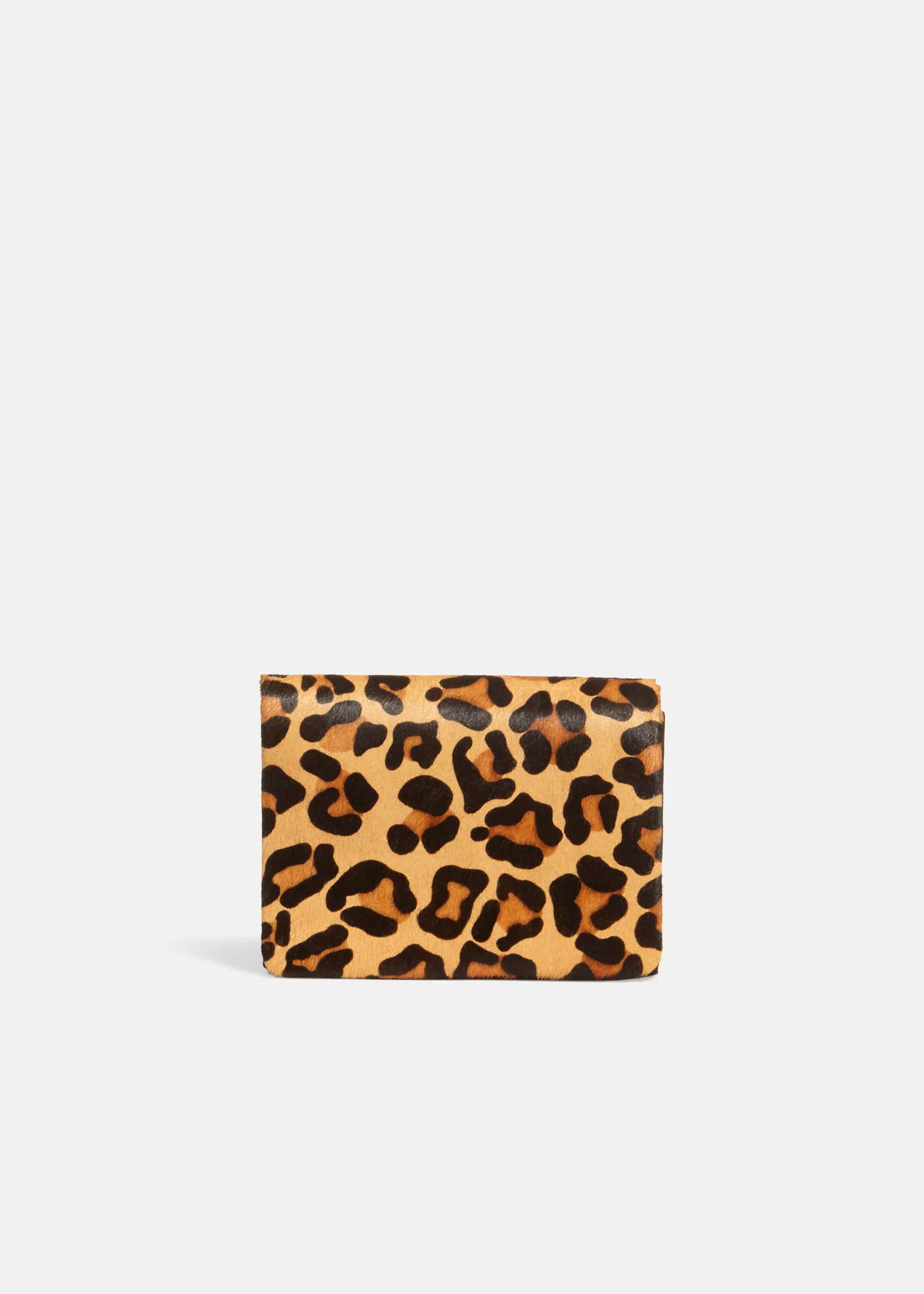 Phase Eight Women Lo Leopard Print Clutch