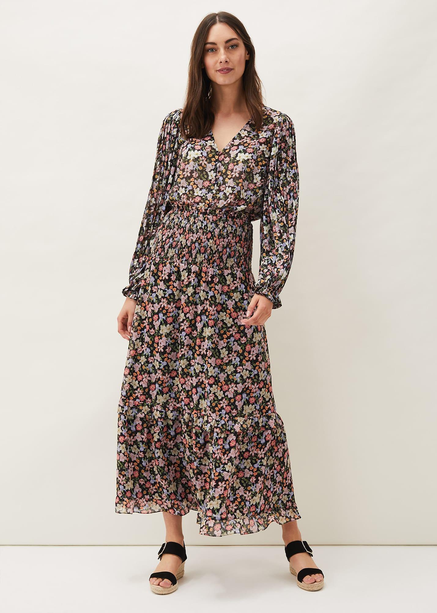 Phase Eight Women Sadie Floral Co-ord Maxi Skirt