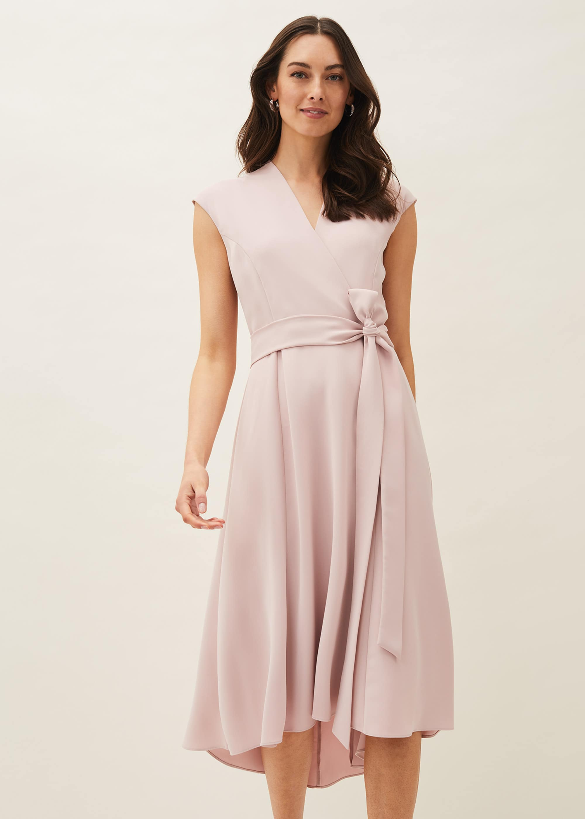 Phase Eight Women Livvy Belted Midi Dress