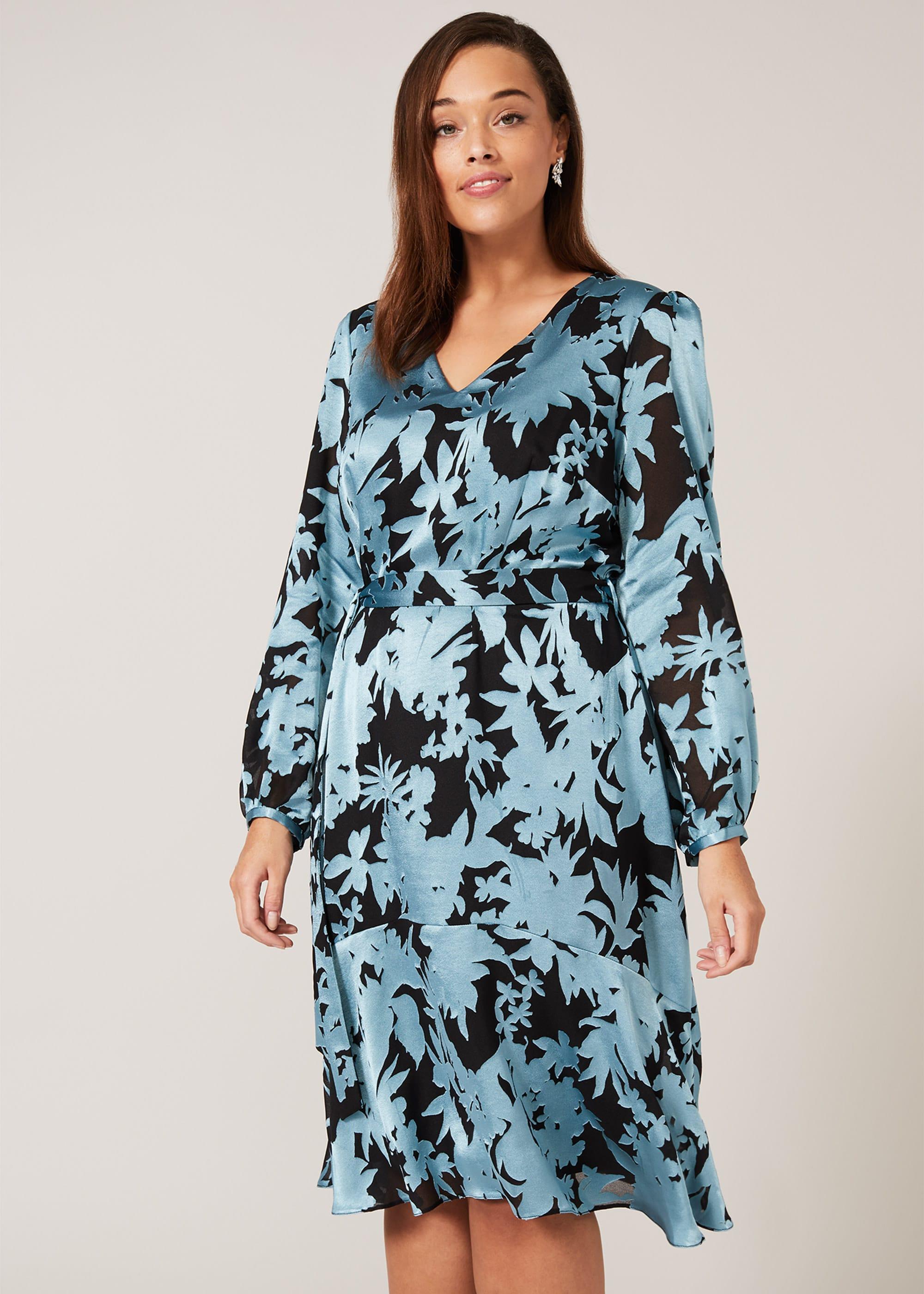 Studio 8 Women Mina Burnout Dress