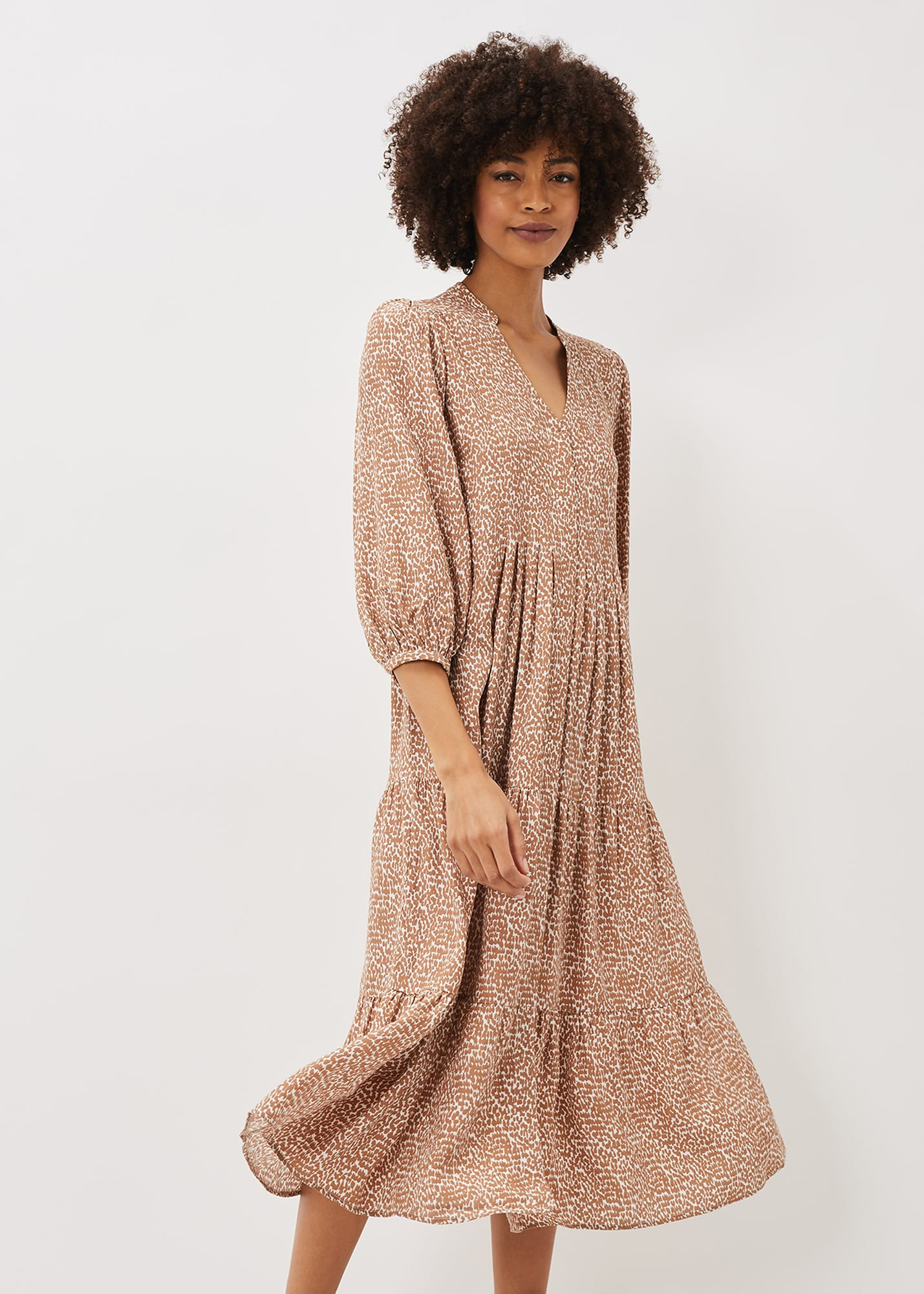 Phase Eight Women Penele Midi Dress