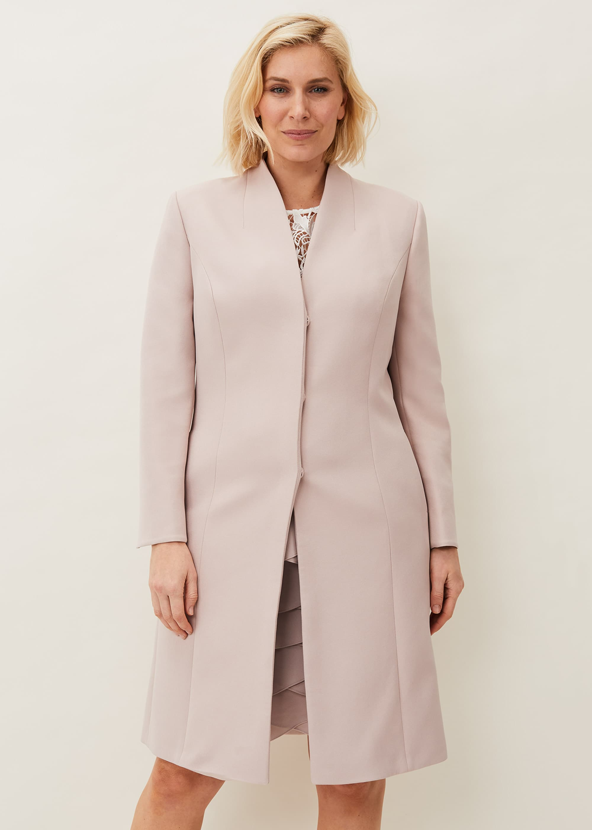 Phase Eight Women Constanza Bow Back Occasion Coat