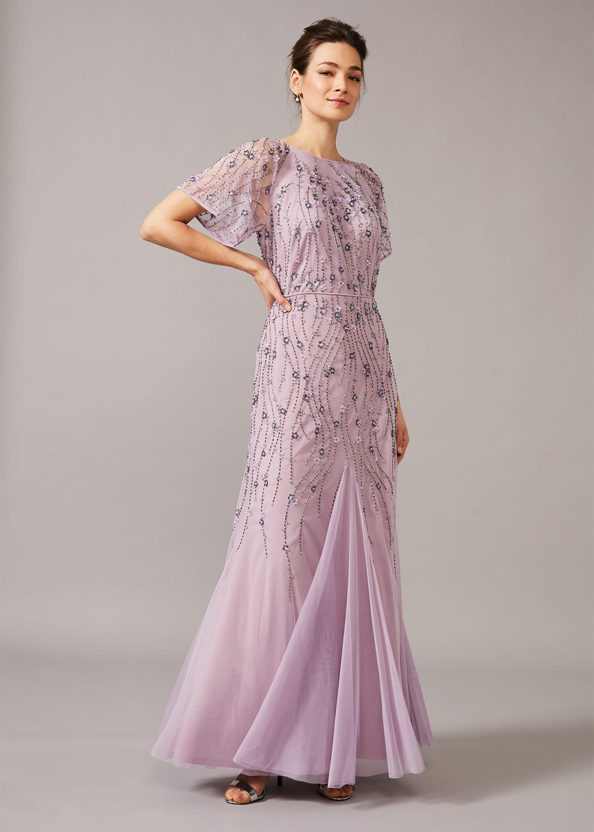 Phase Eight Women Florisa Embellished Dress
